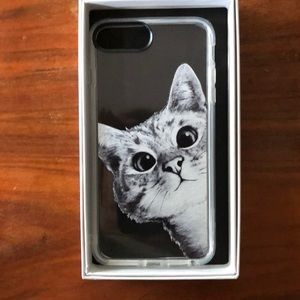 iPhone 6/7/8+ case — Brand new in box